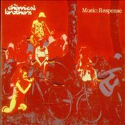 Click here for more info about 'Chemical Brothers - Music:Response'