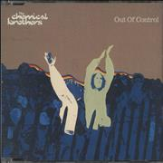Click here for more info about 'Chemical Brothers - Out Of Control'