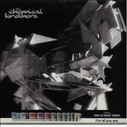 Click here for more info about 'Chemical Brothers - The Chemical Brothers - The Sunday Times CD'