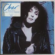 Click here for more info about 'Cher - Cher - Hype-Stickered Sleeve'
