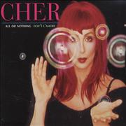 Click here for more info about 'Cher - Collection Of 3 US Eco-Pak CD Singles'