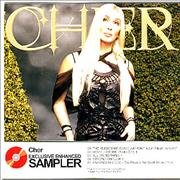 Click here for more info about 'Cher - Exclusive Enhanced Sampler'