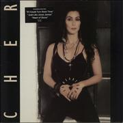 Click here for more info about 'Cher - Heart Of Stone - Hype stickered'