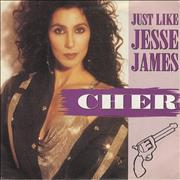 Click here for more info about 'Cher - Just Like Jesse James'