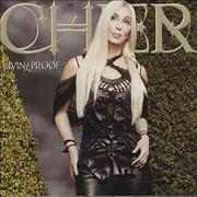 Click here for more info about 'Cher - Living Proof'