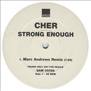 Click here for more info about 'Cher - Strong Enough'
