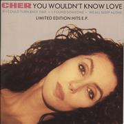 Click here for more info about 'Cher - You Wouldn't Know Love - Hits E.P.'