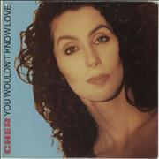 Click here for more info about 'Cher - You Wouldn't Know Love'