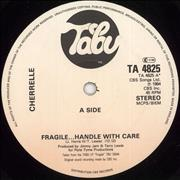 Click here for more info about 'Cherrelle - Fragile...Handle With Care'
