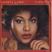 Click here for more info about 'Cheryl Lynn - Fidelity'
