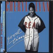 Click here for more info about 'Cheryl Lynn - Good Time'