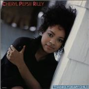 Click here for more info about 'Cheryl Pepsii Riley - Thanks For My Child'