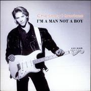 Click here for more info about 'Chesney Hawkes - I'm A Man Not A Boy'