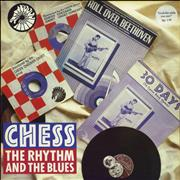 Click here for more info about 'Chess Records - The Rhythm And The Blues - Stickered'