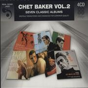 Click here for more info about 'Chet Baker Vol. 2 - Seven Classic Albums'