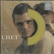 Click here for more info about 'Chet Baker - Chet - 180gm Yellow Vinyl - Sealed'