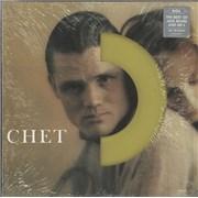 Chet Baker Chet - 180gm Yellow Vinyl UK vinyl LP