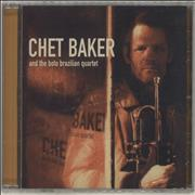 Click here for more info about 'Chet Baker And The Boto Brazilian Quartet - Sealed'