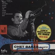Click here for more info about 'Chet Baker - Chet Baker Quartet Vol. 1'