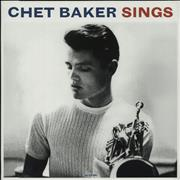 Click here for more info about 'Chet Baker Sings - 180gram Blue Vinyl - Sealed'