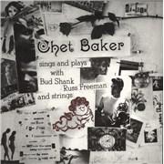Chet Baker Chet Baker Sings and Plays - 180gram UK vinyl LP