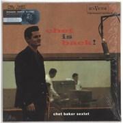 Click here for more info about 'Chet Baker - Chet Is Back!- 180gm Vinyl + Shrink'