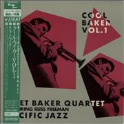 Click here for more info about 'Chet Baker - Cool Baker Volumes 1 & 2 + obi's'