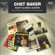 Click here for more info about 'Chet Baker - Eight Classic Albums - Sealed'