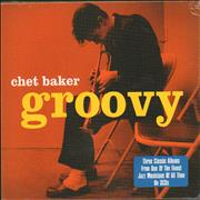Click here for more info about 'Chet Baker - Groovy'