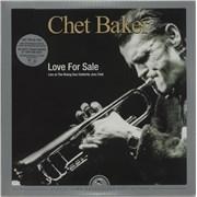 Chet Baker Love For Sale: Live at the Rising Sun Celebrity Club - 180gm UK 2-LP vinyl set