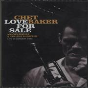 Click here for more info about 'Chet Baker - Love For Sale'