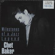 Click here for more info about 'Chet Baker - Milestones Of A Jazz Legend'