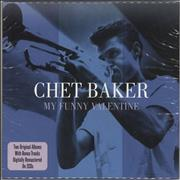 Click here for more info about 'Chet Baker - My Funny Valentine - Sealed'
