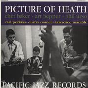Click here for more info about 'Chet Baker - Picture Of Heath - 180gm'