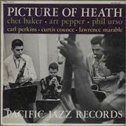 Click here for more info about 'Chet Baker - Picture Of Heath'