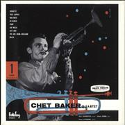 Click here for more info about 'Chet Baker - Quartet Featuring Dick Twardzik'