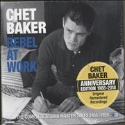 Click here for more info about 'Chet Baker - Rebel At Work - Sealed'