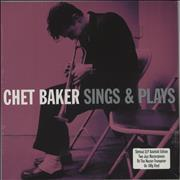 Click here for more info about 'Chet Baker - Sings & Plays - 180gm'