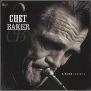 Click here for more info about 'Chet Baker - Sings & Strings - 180gm'