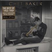 Click here for more info about 'Chet Baker - The Best Of 1953 - 1959 - 180gm Clear Vinyl + Sealed'