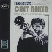 Click here for more info about 'Chet Baker - The Essential Collection - Small Groups & With Strings 1953-55'