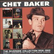 Click here for more info about 'Chet Baker - The Riverside Collection 1958-1960 - Sealed'