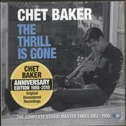 Click here for more info about 'Chet Baker - The Thrill Is Gone - Sealed'
