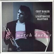 Chet Baker Witch Doctor UK vinyl LP