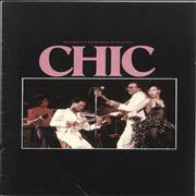 Click here for more info about 'Chic - Chic Tour Programme'