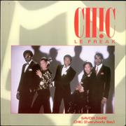 Click here for more info about 'Chic - Le Freak - Company sleeve'