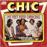 Click here for more info about 'Chic - My Feet Keep Dancing'