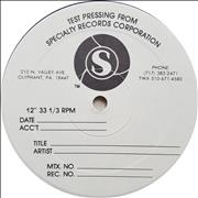 Click here for more info about 'Chic - Real People - Test Pressing'