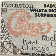 Click here for more info about 'Chicago - Baby, What A Big Surprise'