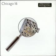 Click here for more info about 'Chicago - Chicago 16 - Sealed'